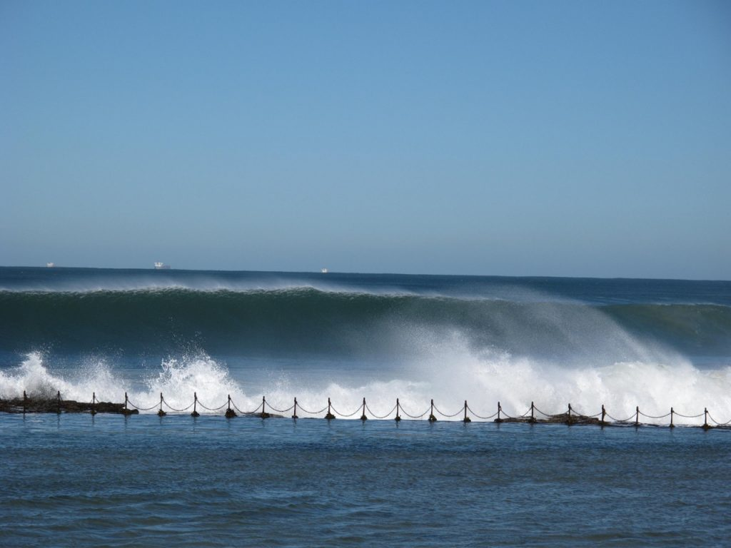photography - newcastle beach
