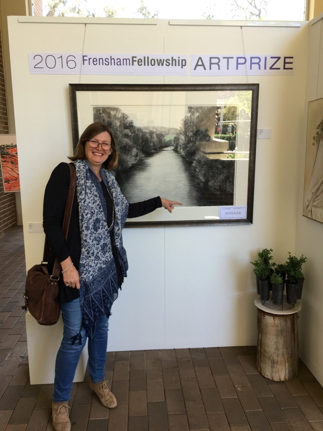 Frensham Fellowship Art Prize – November 2016